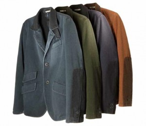 Boglioli deconstructed jackets