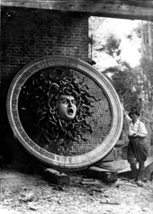 Ferruccio Mengaroni and his Medusa