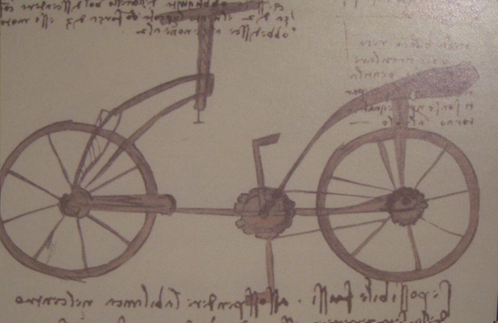 Image courtesy of Leonardo da Vinci, Codice Atlantico, Biblioteca Ambrosiana