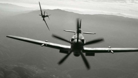 Spitfires, courtesy of IWC