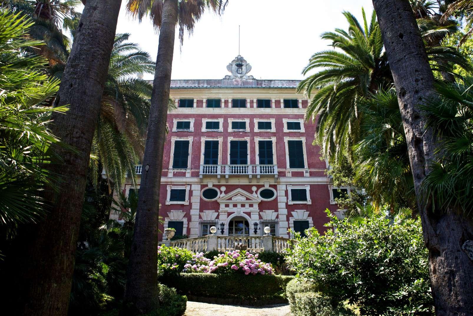 Villa Durazzo Pallavicini Santa Margherita Ligure